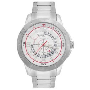 Relógio Technos Racer 2315ACI/1B Prata