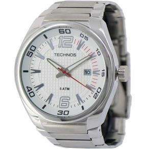 Relógio Technos Racer Masculino Prata 2315AAY/1B