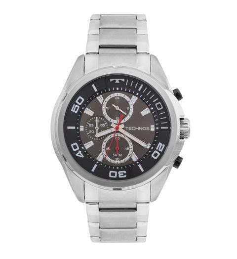 Tudo sobre 'Relógio Technos Skymaster JS15EN/1C Prata JS15EN/1C'