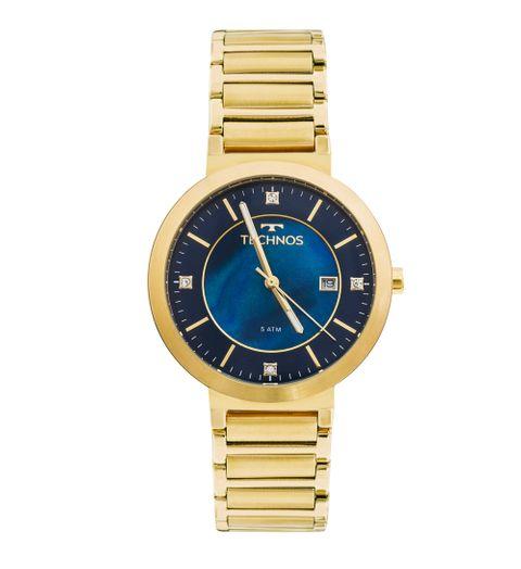 Tudo sobre 'Relógio Technos St.moritz 2115KTJ/4A Dourado 2115KTJ/4A'