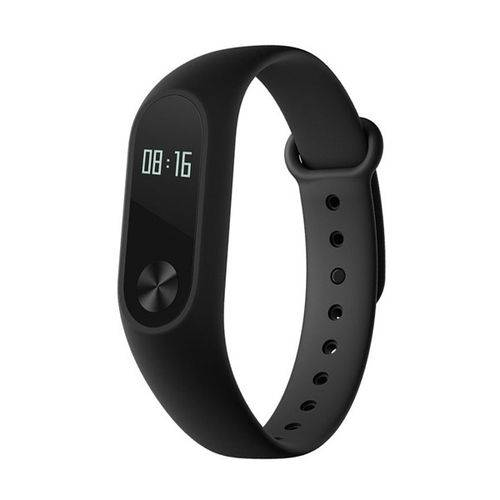 Relógio Xiaomi Mi Band 2 Smart Watch para Android IOS - Preto