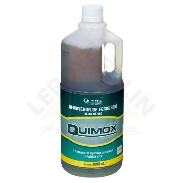 Removedor de Ferrugem 1L Quimatic Tapmatic