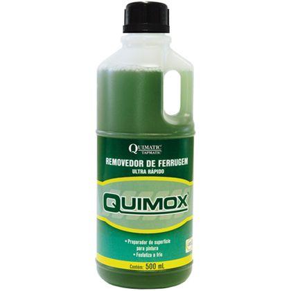 Removedor de Ferrugem 500ml Quimox Quimatic RA1