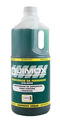 Removedor de Ferrugem Quimox 500ml-QUIMATIC-RA01