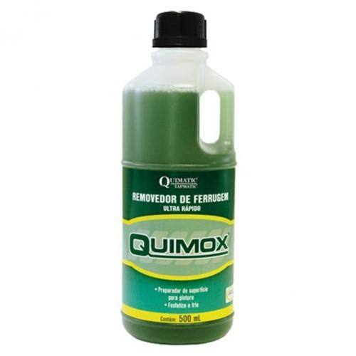 Removedor de Ferrugem Quimox - 500ml - Tapmatic