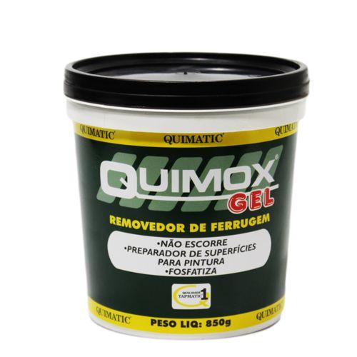 Removedor de Ferrugem Quimox Gel 850gr. - Tapmatic