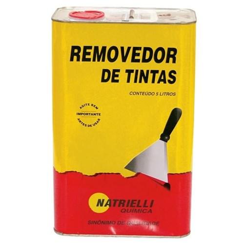 Removedor de Tinta Natrielli 5L