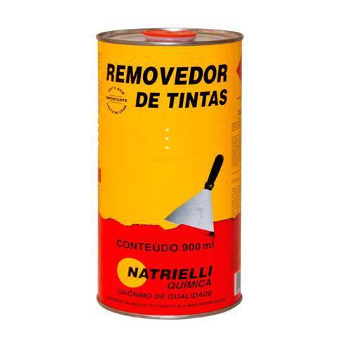 Removedor de Tintas 900ml Incolor Natrielli