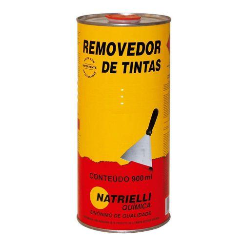 Removedor de Tintas 900ml - Rt900 - Natrielli