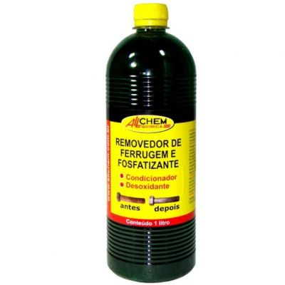 Removedor Ferrugem Fosfatizante 1l Allchem