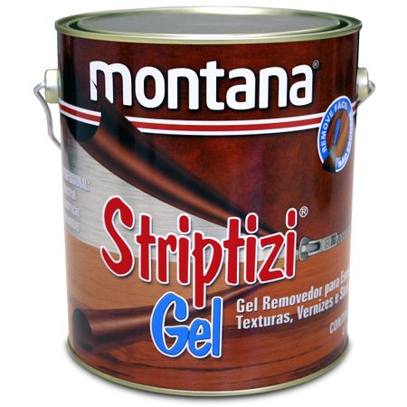 Removedor Striptizi Gel 3,6 Litros