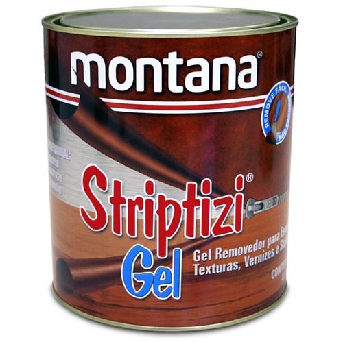 Removedor Tinta Striptizi Gel Montana 0,9L Montana