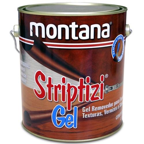 Removedor Tinta Striptizi Gel Montana 3,6L Montana