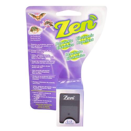 Tudo sobre 'Repelente Zen Elétrico Preto'