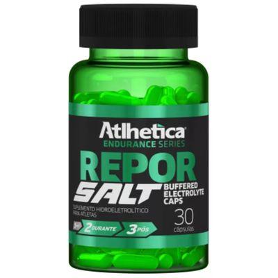 Tudo sobre 'Repor Salt 30 Cápsula Atlhetica'