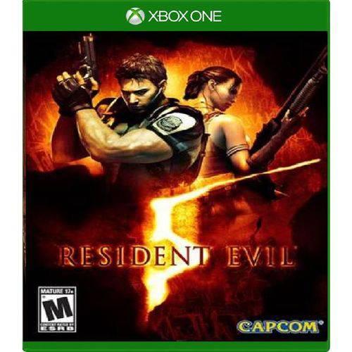 Tudo sobre 'Resident Evil 5 Remastered Xbox One'