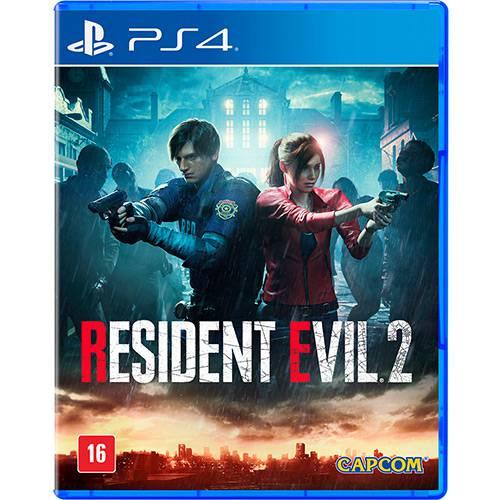 Tudo sobre 'Game Resident Evil 2 Br - PS4'