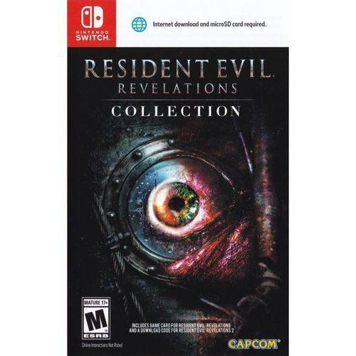 Tudo sobre 'Resident Evil: Revelations Collection - Switch'