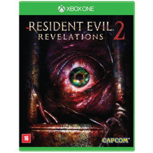 Tudo sobre 'Resident Evil 2 Xbox One'