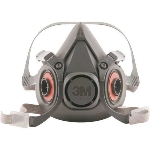 Tudo sobre 'Respirador Semifacial Grande - 6300 - 3m'