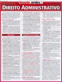 Resumão Jurídico - Direito Administrativo - 2ª Ed. - Pires,antonio Cec...