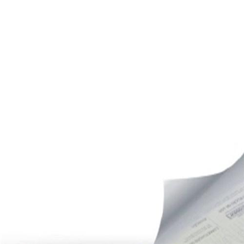 Revestimento Auto Adesivo Básico Branco Rolo com 2m