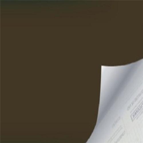 Revestimento Auto Adesivo Básico Marrom Rolo com 2m