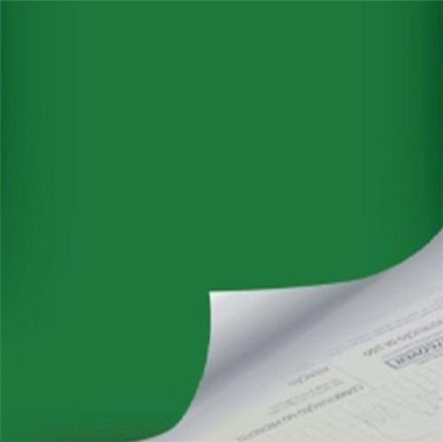 Revestimento Auto Adesivo Básico Verde Rolo com 2m