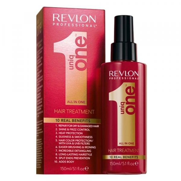 Revlon Leave In Uniq One Hair Treatment 10 em 1 - 150 Ml