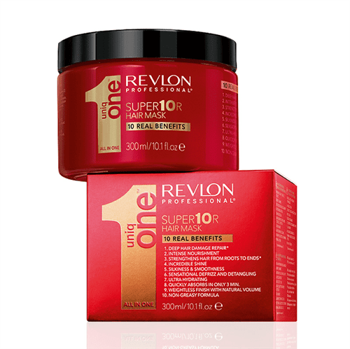 Revlon Professional Uniq One All In One Supermask - Máscara Capilar 30...
