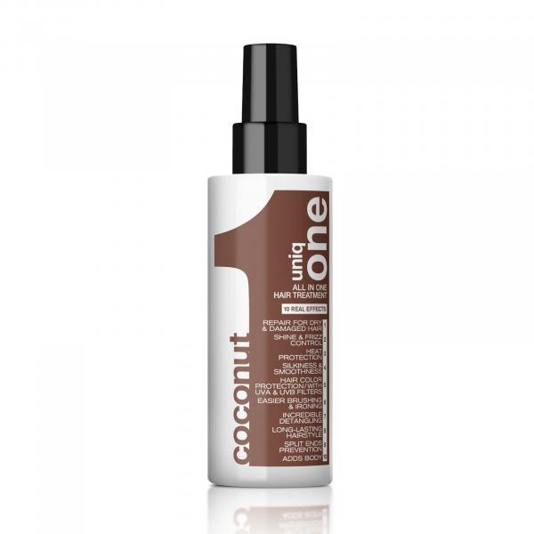 Revlon Uniq One All In One Hair Treatment Coconut Leave-in - 150ml - Revlon