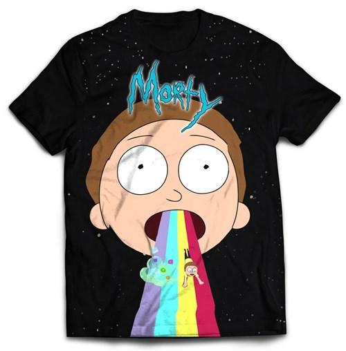 Rick And Morty - Modelo 4 (PP)