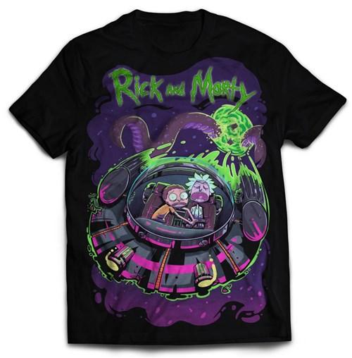 Rick And Morty - Modelo 2 (PP)