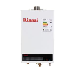 Rinnai Aquecedor Digital Gás 12L REU1002FEH Rinnai 12L GLP
