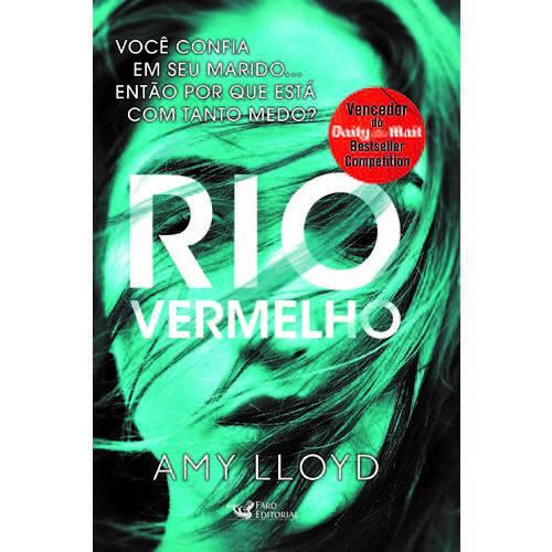 Tudo sobre 'Rio Vermelho - 1ª Ed.'