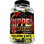 Tudo sobre 'Ripped Extreme Yellow Caps (120 Caps)'