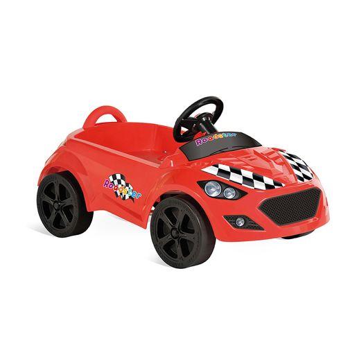 Tudo sobre 'Roadster Vermelho - Bandeirante'