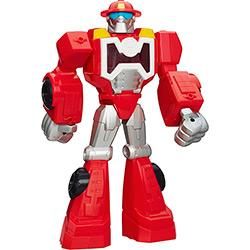 Robô Transformers Rescue Bots Heatwave - Hasbro