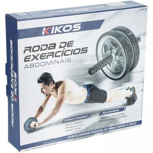 Tudo sobre 'Roda de Exercícios Abdominais Kikos'