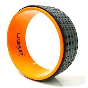 Roda de Pilates Magic Circle Liveup LS3750 Pilates Exercícios