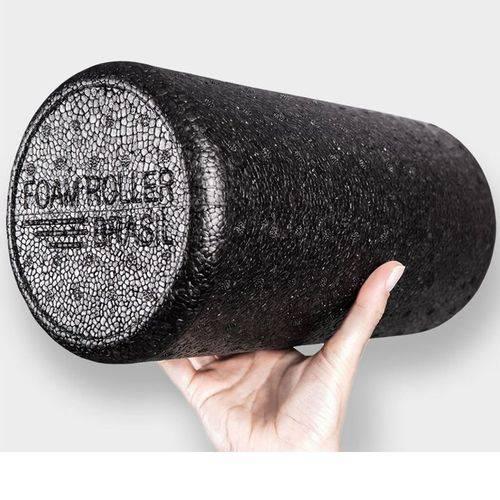 Rolo Cilíndrico Foam Roller para Exercícios e Liberação Miofascial