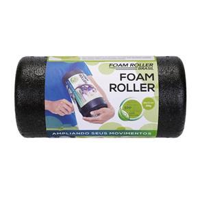 Rolo Foam Roller P/ Pilates Funcional e Fitness