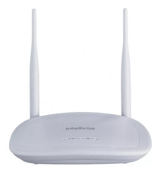 Roteador Intelbras Wireless 300mbps IPV6 IWR 3000N