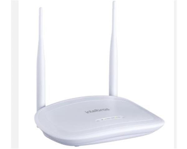 Roteador Intelbras Wireless Iwr 3000n 300mbps - 4750037