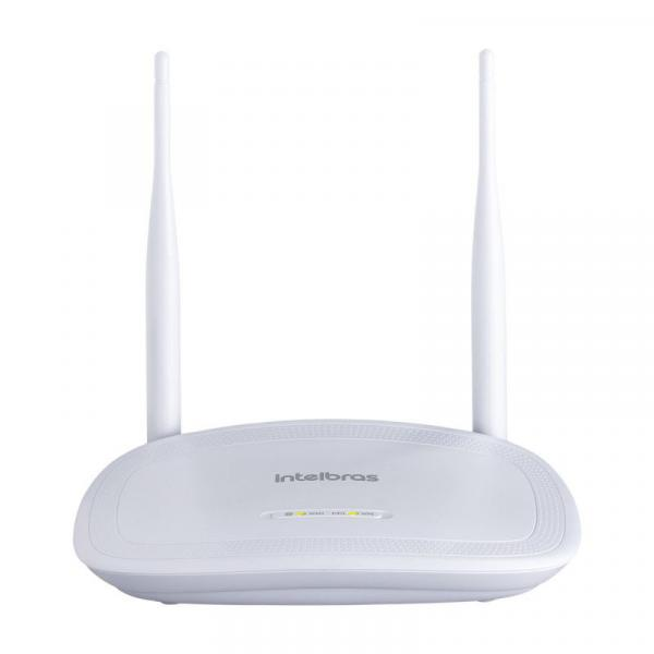 Roteador Intelbras Wireless IWR 3000n 300Mbps 2 Antenas