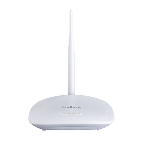 Roteador Intelbras Wireless N 150mbps Iwr 1000n