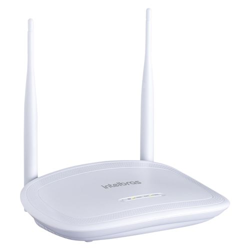 Roteador Wireless 300mbps Intelbras 2,4 GHz IWR 3000N