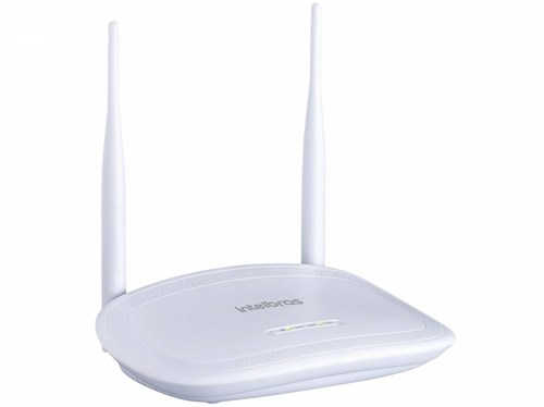 Roteador Wireless com IPv6 300Mbps - Intelbras IWR 3000N