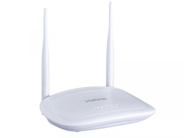 Roteador Wireless Intelbras 4750037 Iwr 3000n 300mbps Ipv6
