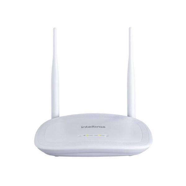 Roteador Wireless Intelbras Inet 300mbps Ipv6